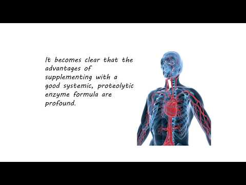 Systemic Proteolytic Enzymes--What works, What Doesn't and Why