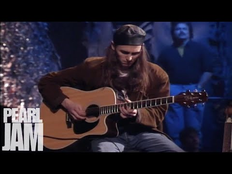 Even Flow (Live) - MTV Unplugged - Pearl Jam