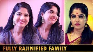 எதுக்கு Beach-ல உதடு கேக்குறாங்க...? | Devathaiyai Kanden Actress Shyamili Nayar Interview Part1