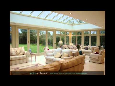 Wood Orangery Conservatories | Conservatory Reviews @ PriceDevils.Com