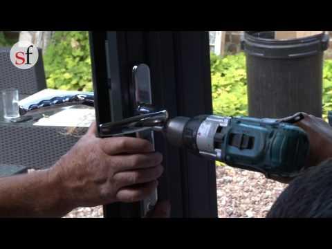 Bi-Folding Door: Installation Guide