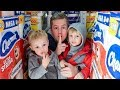 24 HOURS IN A FORT IN SAM'S CLUB?!