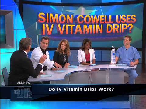 Vitamin IV Drips Medical Course