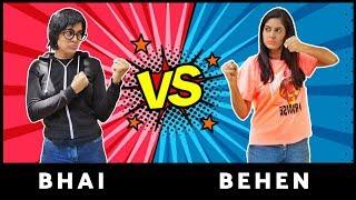 Bhai VS. Behan | Bhai Behan ka Pyaar | Part 2 | Rickshawali