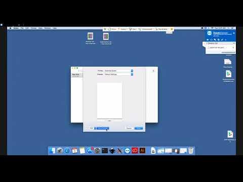 Using ICC printer profiles for Epson printers on a Mac
