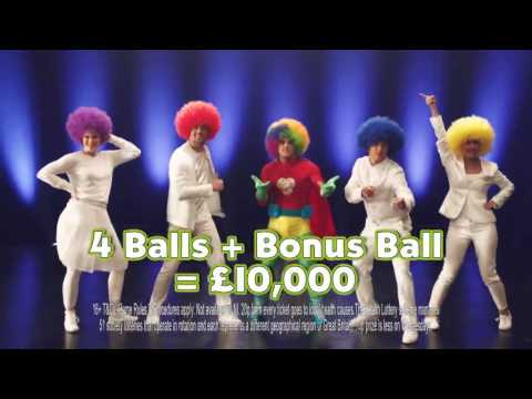 Health Lottery - Bonus Ball TVC
