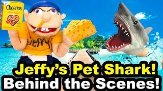 Jeffy's Pet Shark Puppet - Behind the Scenes!