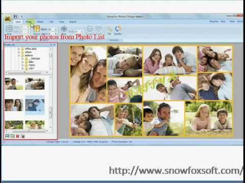 SnowFox Software Launches Photo Collage Maker- Easy to Make Photo Collage