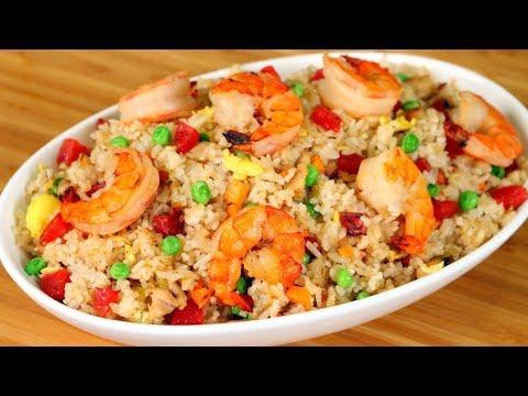 Special Fried Rice | Chinese Fried Rice Recipe | Cơm Chiên Đặc Biệt