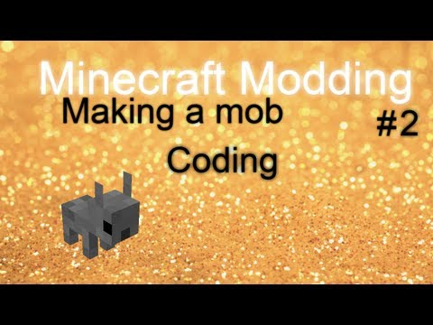 Minecraft (1.5) Modding - How to make a mod - Getting the code ready - Pt. 2