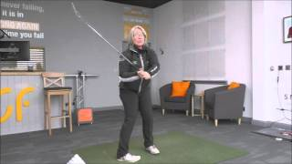 How to keep your arms and body more connected during your golf swing