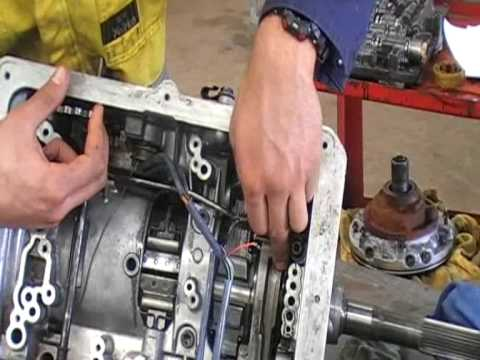 Clutches and Brake Bands in Automatic Transmissions