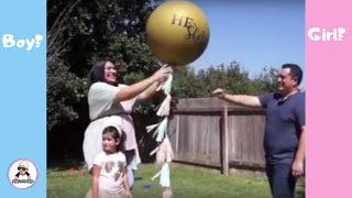 MOTHERS DAY BEST MOM REACTIONS TO BABY GENDER REVEAL COMPILATION #2 / PREGNANCY ANNOUNCEMENT