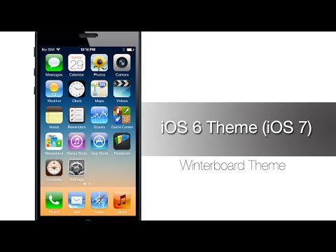 How to replace stock iOS 7 icons with iOS 6 icons - iPhone Hacks