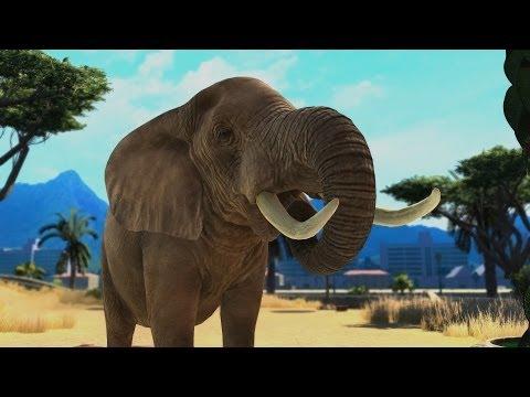 ZOO TYCOON EN XBOX ONE: VARIEDAD ANIMAL  | WILLYREX Y VEGETTA | EPISODIO 5