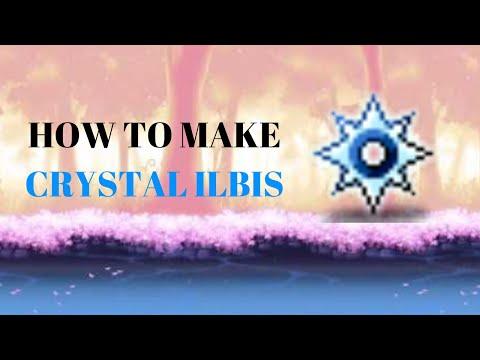 [MapleStory] How to Make Crystal Ilbi Throwing Stars