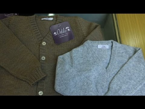 How to Care for a Cashmere Sweater : Clothing Care & Tips