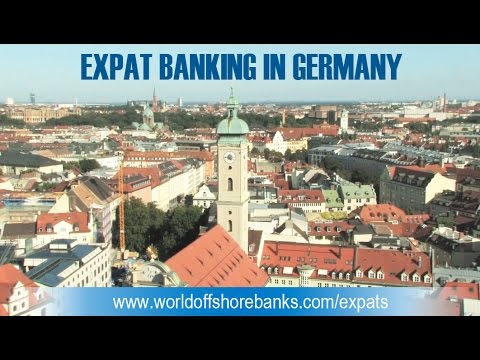 Germany expat banking - Opening a bank account in Germany