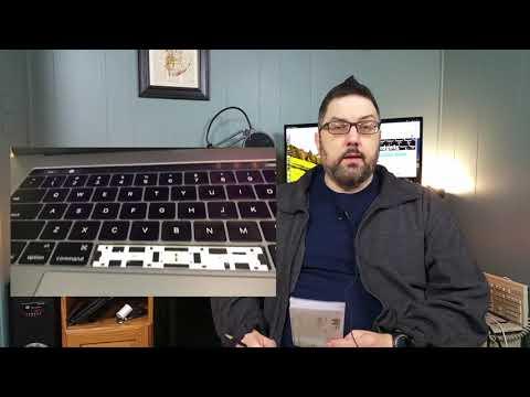 The Apple ButterFly Keyboard Problem
