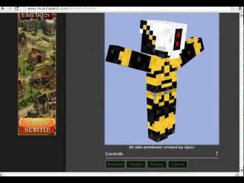 {Tutorial} Su come mettere la skin in Minecraft (Sp) Singleplayer e multiplayer