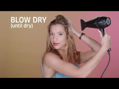 Soft Pin Curls for Long Hair Tutorial | Wella Professionals