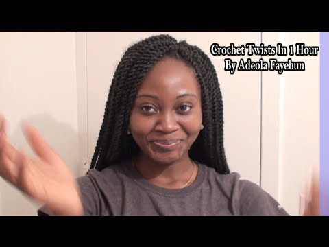 Crochet Twists In 1 Hour