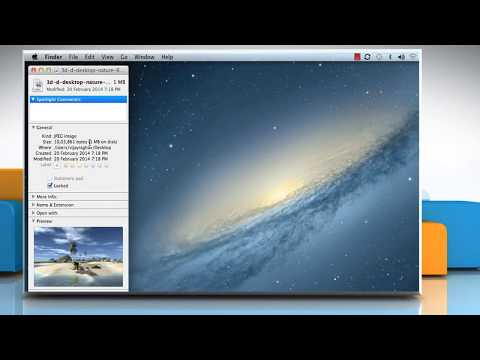 How to Unlock a File to Allow Edit in Mac® OS X™