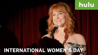 Happy International Women's Day from Hulu