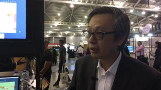 FinTech Festival Highlights Day 4   Maggie reviews with Dr Tan Geok Leng, CEO, AIDA
