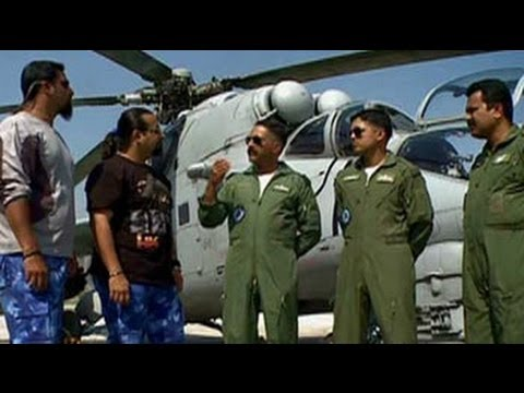Jai Hind: Firepower demonstration by Indian Air Force Attack Helicopters