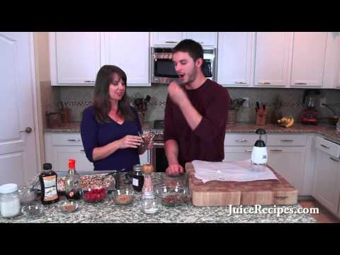 How To Make Chia Almond Milk Pudding