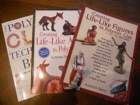 Garden of Imagination's Favorite Polymer Clay Books