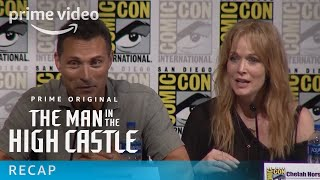 The Man in the High Castle - Exclusive: SDCC 2019 Panel Recap | Prime Video