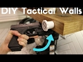 DIY Hidden Compartment - Tactical Walls Using Rev-A-Lock System