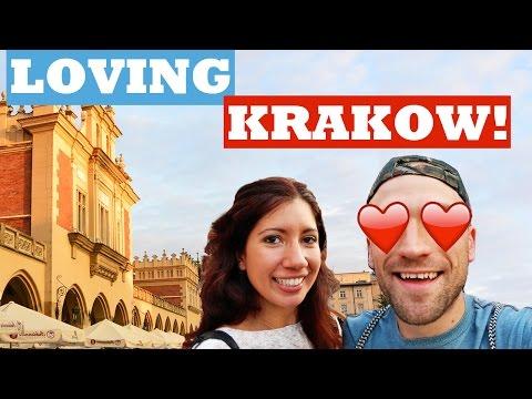 LOVING KRAKOW & STRAWBERRY PEROGIES