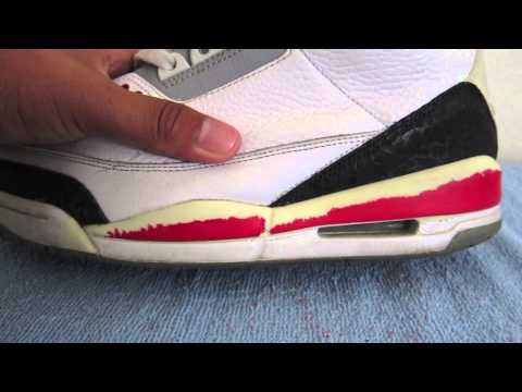 Sneaker Tips Episode 4 - How To Remove Paint From Shoes
