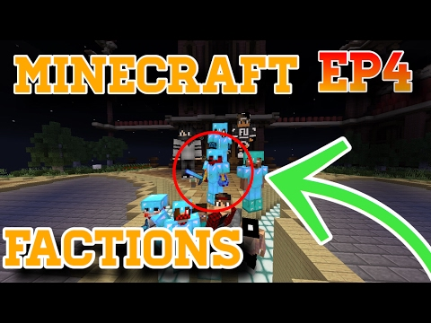 Minecraft Pocket Edition factions EP4 • THIS BASE IS WORTH OVER 200k!
