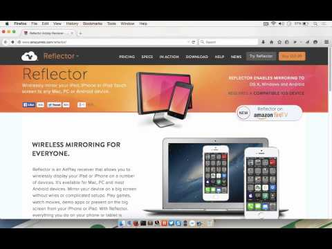 Two Different Ways to Mirror an iOS Device to a Mac