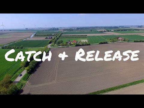 Catch & Release - First Flight DJI Phantom 3 STD