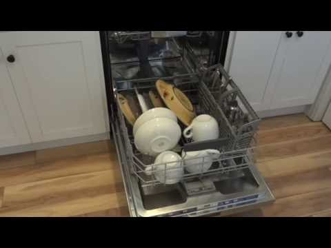 Bosch 800 series dishwasher Blogger review