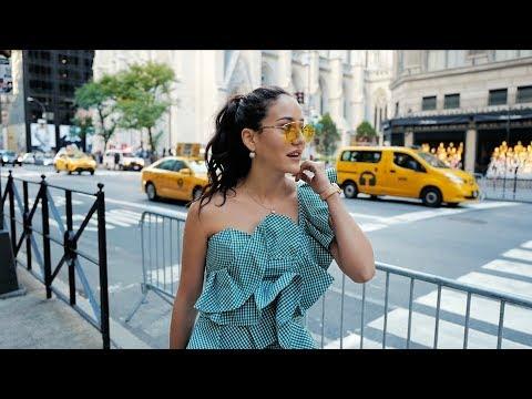 NEW YORK FASHION WEEK VLOG | Tamara Kalinic