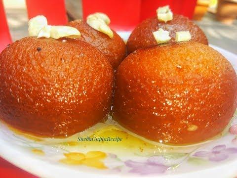 Perfect Milk Powder Gulab Jamun /Homemade Instant Gulab Jamun / Gulab Jamun without Mawa