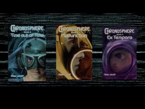 The Chronosphere Trilogy by Alex Woolf