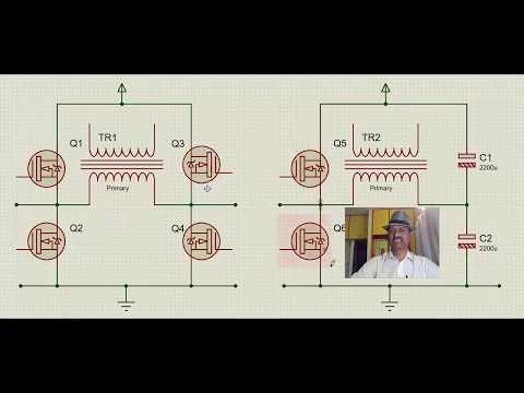 Inverter Circuit design Part4--bridge type