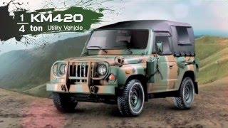 Arabic - مركبات كيا العسكرية