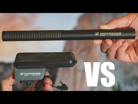 Sennheiser MKE 440 vs. Sennheiser MKE 600