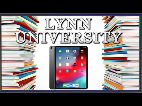 Admissions Expert on Lynn University: Books Are So 20th Century