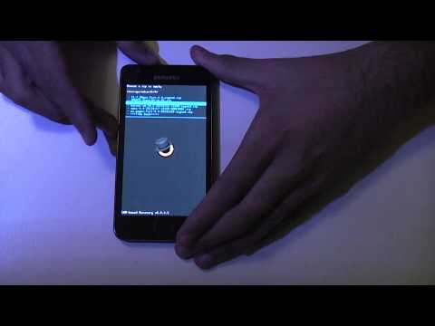 How To Install Android 4.4 KitKat On Samsung Galaxy S2 GT-I9100 - Cyanogen Mod 11