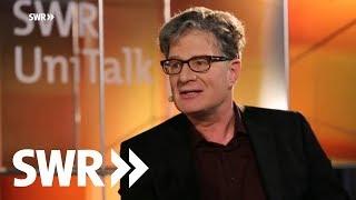 Roger Willemsen über die Fernsehbranche und Politik | SWR UniTalk