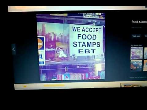 BREAKING NEWS! California FoodStamps are No Longer Being Accepted!